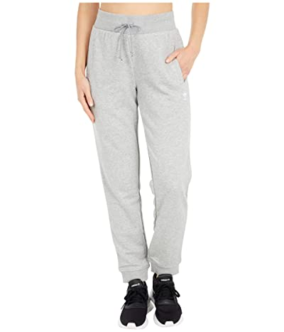 adidas Originals Trefoil Track Pants (Medium Grey Heather) Women