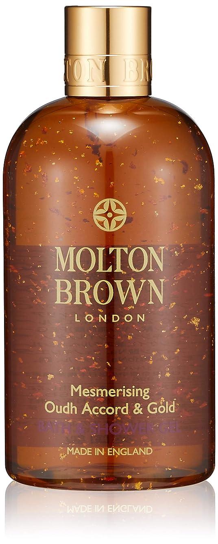 トークン駅水陸両用MOLTON BROWN(モルトンブラウン) ウード?アコード&ゴールド バス&シャワージェル