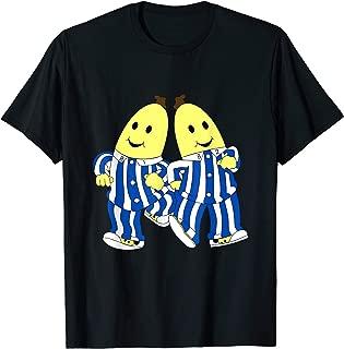 Bananas in Pajamas B1 and B2 Cute Vegetarian T-Shirt