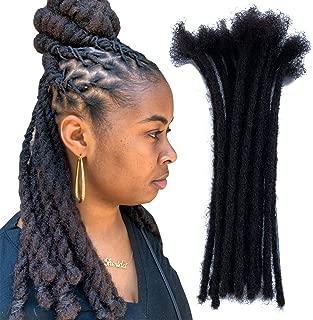 sisterlocks on 10 inch hair