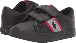 Black Tumbled/Grey/Red/Black Pony Player