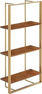 Kate and Laurel Kercheval Modern Wood Shelf, 15