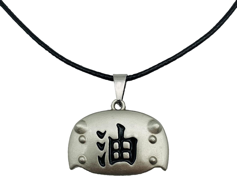 Max 88% OFF HappyShip Sharingan Over item handling Necklace Halloween Cosplay Itachi Accessorie