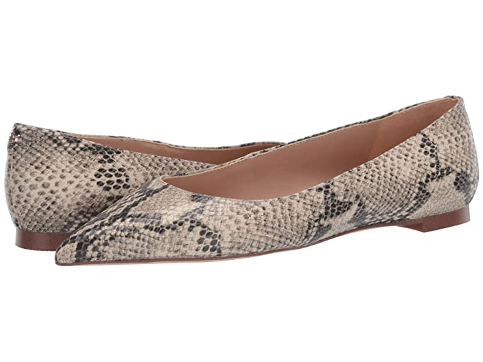 Sam Edelman  Stacey (Beach Multi Pacific Snake Print Leather) Womens Shoes