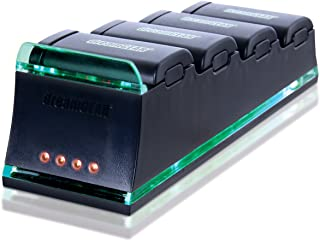 DreamGear Quad Dock Pro (Batteries Sold Separate)