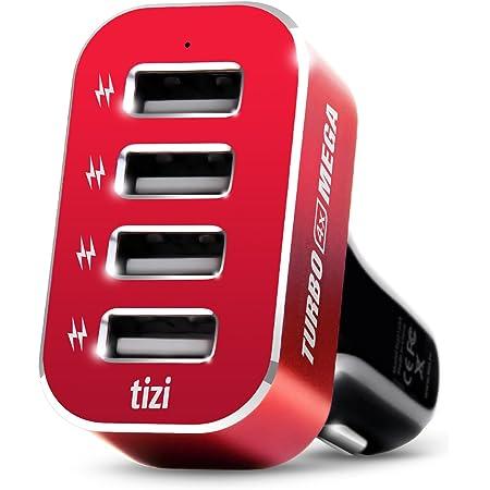 Equinux Tizi Turbolader 4x Mega 4fach Usb Elektronik