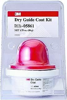 3M 05861 Dry Guide Coat Cartridge and Applicator Kit - 50 g