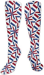 MISS-YAN, Calcetines para hombre y mujer, diseño de la bandera de los Países Bajos