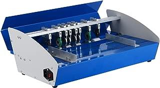 Happybuy Creasing Machine 18 Inch 460 mm Heavy Duty Metal Creaser Scorer 3 IN1 Electric Paper Creaser for Paper Card Book Scoring (Electric Creaser)
