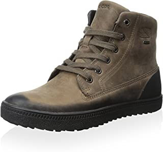 Geox Women's D Amaranth B ABX Lace Up Ankle Boot