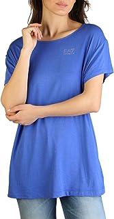 EA7 Women's 3ZTT51_TJ28Z T-shirt Blue