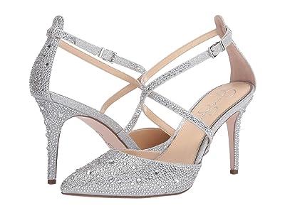 Jessica Simpson Ambrie 2 (Silver) Women