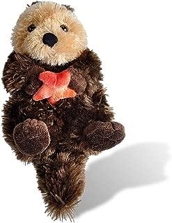 Wild Republic Sea Otter  Plush, Stuffed Animal, Plush Toy, Gifts for Kids, Cuddlekins 8 Inches