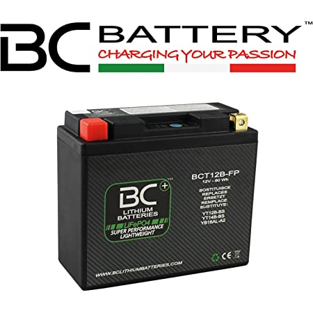 Ducati 848 2008-2012 Light Weight Lithium Ion Racing Battery