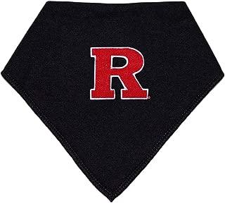 Rutgers University Baby Bandana Bib