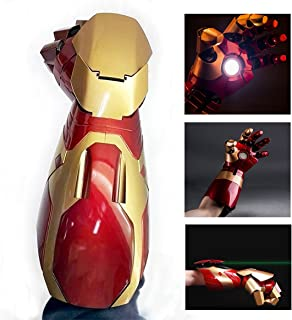 Gmasking Electronic MK42 Wearable Arc FX Wrist Armor Gauntlet 1:1 Props Replica