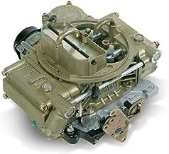Holley 0-80319-1 600 CFM Marine Four Barrel Performance Vacuum Secondary Electric Choke Carburetor