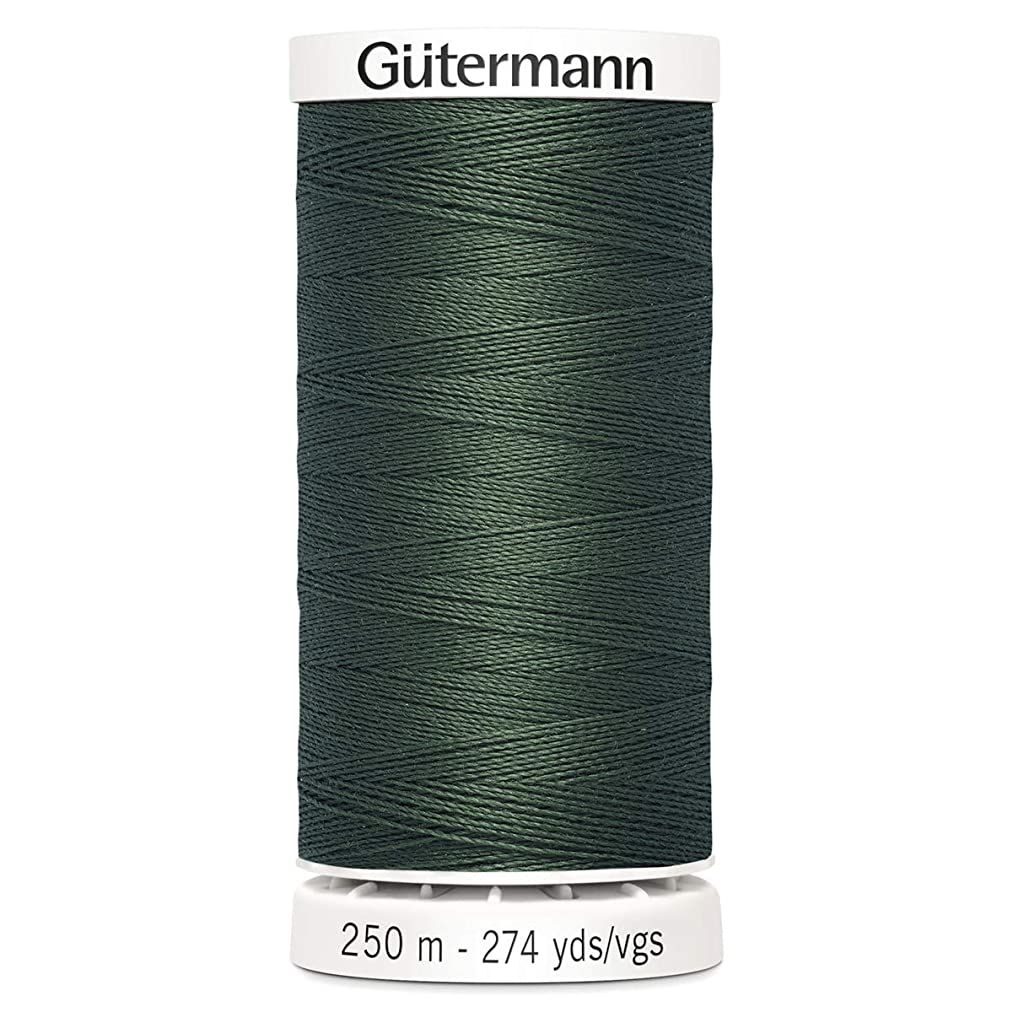 Gutermann Sew All Polyester Thread, 250mtr, Garden Trellis (0269), 5.5 x 2.7 x 2.7 cm