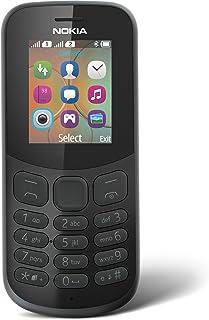Nokia 130 SIM-Free Mobile Phone (2017 Edition) - Black