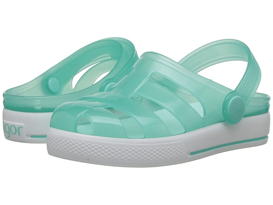 Igor Sport (Toddler/Little Kid) (Aqua) Girl