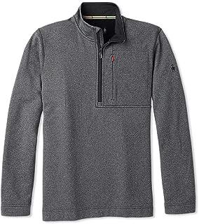 Merino Sport Wool Fleece - Men's ½ Zip Performance Pullover