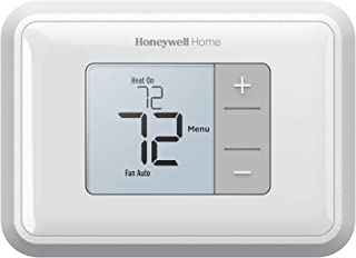 Honeywell RTH5160D1003 Non-programmable Thermostat, White