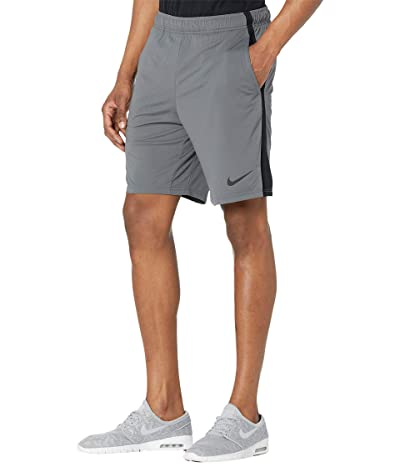 Nike Dry Shorts Hybrid 2.0 (Iron Grey/Black/Black) Men