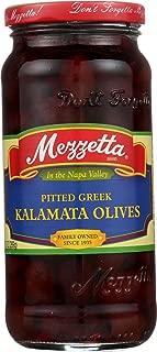 MEZZETTA Pitted Kalamata Olives, 9.5 oz