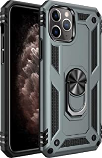 iPhone 11 Case [ Military Grade ] 15ft. Drop Tested Protective Case | Kickstand | Compatible for Apple iPhone 11 6.1 Inch-Green