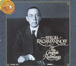 Best rachmaninoff complete recordings Reviews