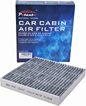 POTAUTO MAP 1044C (CF11182) Replacement Activated Carbon Car Cabin Air Filter for ACURA, RDX, HONDA, CIVIC, CR-V, FIT, HR-V, INSIGHT, ODYSSEY(Upgraded with Active Carbon)