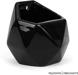 Best black ceramic wall planter Reviews