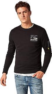 TOM TAILOR Men's Sweatshirt
