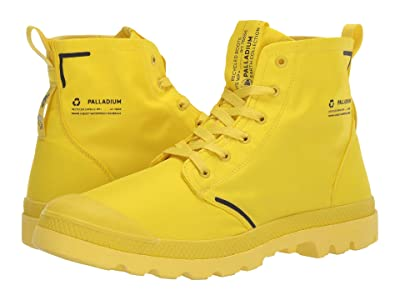 Palladium Pampa Lite+ Recycle Wp+ (Yellow) Shoes