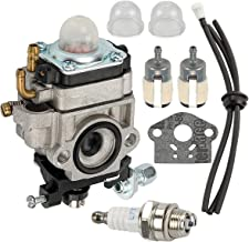 Yermax WYK-186 Carburetor for Shindaiwa T242X T242 Walbro WYJ-138 Echo SHC-260 SRM260 A021000700 A021000460 String Trimmer Leaf Blower