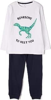 ZIPPY 男童 Pijama Meet You 睡衣套装,多种颜色 (Mixed 1158),7 岁(尺码:6/7)