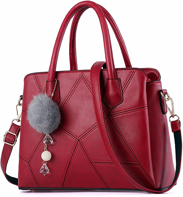 GQFGYYL Damen - Handtasche, Mode - - - Tasche, umhängetasche, ranzen,Oxblood Rot B07F5G7KDP  Praktisch und wirtschaftlich c8080d