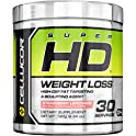 Cellucor SuperHD Thermogenic Fat Burner Powder for Weight Loss