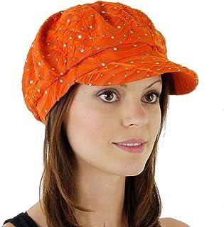 7bad214725e Amazon.com  Oranges - Newsboy Caps   Hats   Caps  Clothing