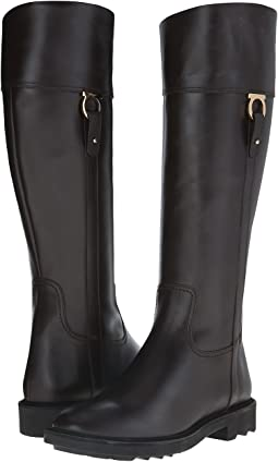 Tall Calfskin Boot
