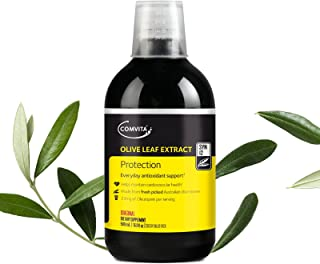 Comvita Olive Leaf Extract Health Supplement, Natural, 16.9 Fluid Ounce