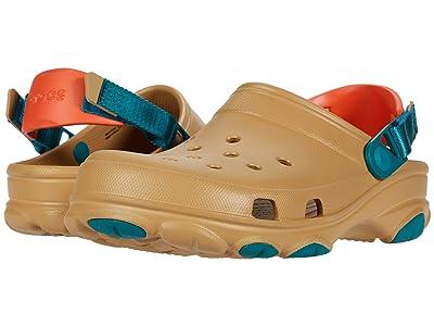 Crocs Classic All Terrain Clog (Tan) Clog Shoes
