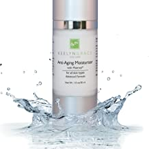 The BEST Anti Aging Moisturizer with Matrixyl 3000 By Keelyn Grace - All in One Facial Day and Night Cream for Men & Women with Advanced Peptides, Vitamin C, E, Hyaluronic Acid
