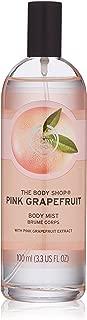 The Body Shop Pink Grapefruit Body Mist, Paraben-Free Body Spray, 3.3 Fl. Oz.