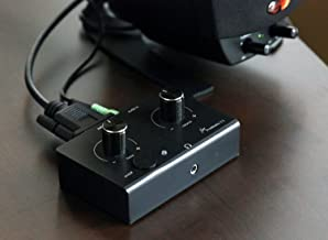 SummitLink Replacement Stand-Alone Control Pod with Power Button for Klipsch ProMedia 2.1 Computer Speakers
