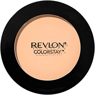 Revlon ColorStay Pressed Powder, Longwearing Oil Free, Fragrance Free, Noncomedogenic Face...