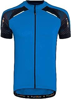 Funkier Firenze - Short Sleeve Quick Dry Bike Jersey - Dry fit