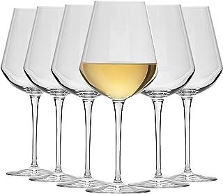 Bormioli Rocco Inalto Uno Small Wine Glass - 380ml - Pack of 6 Drinking Glasses