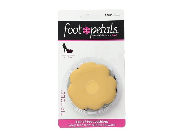 Foot Petals Tip Toes 3 Pack Assorted