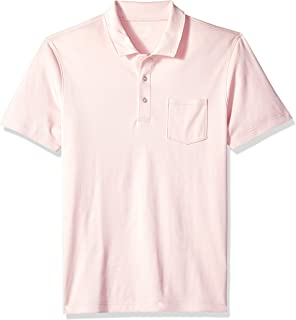 Amazon Essentials Men's Standard Slim-fit Jersey Polo